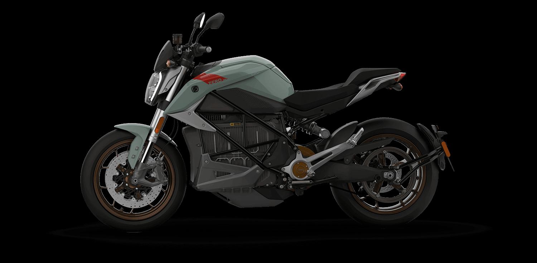 Zero SR/F, una moto eléctrica de 110 CV y hasta 320km de