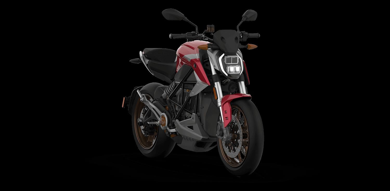 Zero SR/F, la nueva motocicleta eléctrica de Zero que